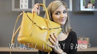 Whats In My Bag??    ماذا يوجد في حقيبتي؟