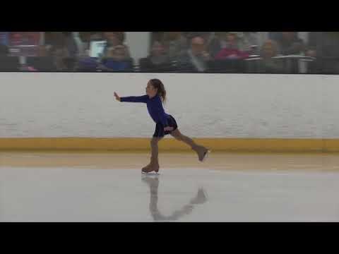Olivia Kotel Palm Beach Ice Works Compete USA 2018