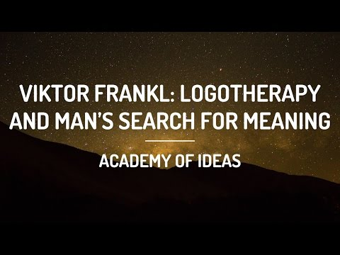 three ways man finds meaning in life as demonstrated in viktor frankls mans search for meaning Free man's search for meaning papers, essays, and research papers man's search for meaning by viktor e frankl - life was consumed by constant orders, labor.