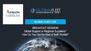 Global Support or Regional Suppliers? How Do You Get the Best of Both Worlds?