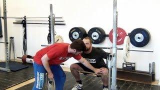 Undgå indadgående knæ i squat