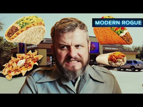 Hacking the Taco Bell Menu