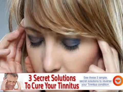 unilateral tinnitus without hearing loss