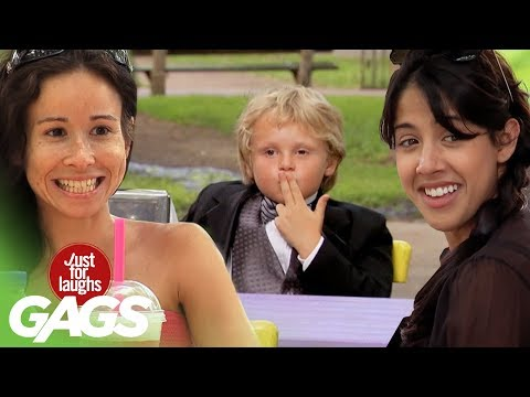 Best Of Just For Laughs Gags - Kids - Youtube