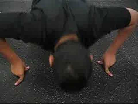 FOUR FINGER PUSH_UP
