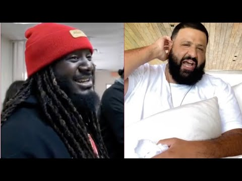 """T Pain On Kicking DJ Khaled Out """"All I Do Is Win"""" Session For Being Annoying  & Nuvo Liquor Being Po"""