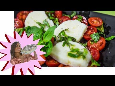 videoricetta mozzarella vegana per pizza, lasagne, cannelloni, caprese