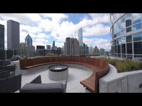 Tour the 38th floor sky deck at Streeterville's new 465 North Park
