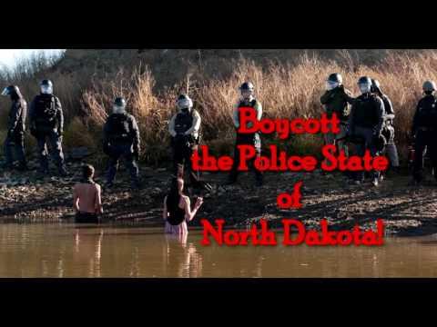 Boycott North Dakota