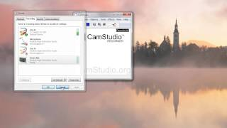 CamStudio – video review
