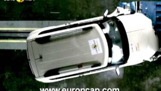 Euro NCAP | Kia Soul | 2009 | Crash test