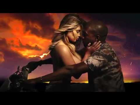 KANYE KIM KYUSS BIG BIKES BOUND MUSIC VIDEO