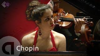 Chopin: Piano Concerto nr. 2 - Rosalía Gómez Lasheras - Finale YPF - Live Concert in HD