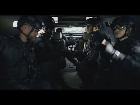 "S.w.a.t. 2x20 ""rocket Fuel"" Preview (with Slo-mo)"