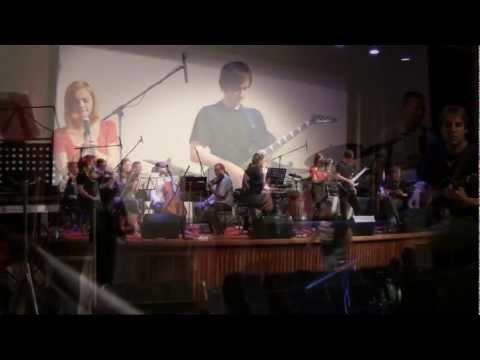 Illegal Orchestra - Koncert Illegal Orchestra - zahájení Festivalu fantazie 2012
