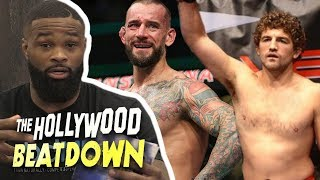 Video Tyron Woodley Says Ben Askren Is Going To Destroy Every UFC Fighter | The Hollywood Beatdown MP3, 3GP, MP4, WEBM, AVI, FLV Desember 2018