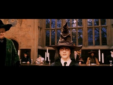 Harry Potter and the Philosopher's Stone - Sorting Ceremony