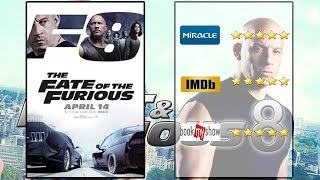 Nonton The Fate of the Furious || Fast & Furious 8 || Ratings || Star Cast || Miracle || IMDb || bookmyshow Film Subtitle Indonesia Streaming Movie Download