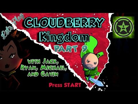 kingdom - The AH Crew heads back to Cloudberry Kingdom after a long vacation from it. RT Store: http://bit.ly/ZvZHS1 Rooster Teeth: http://roosterteeth.com/ Achievement Hunter: http://achievementhunter.co...