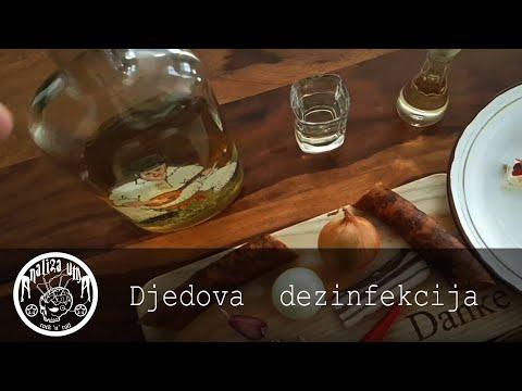 Analiza umA - Djedova dezinfekcija