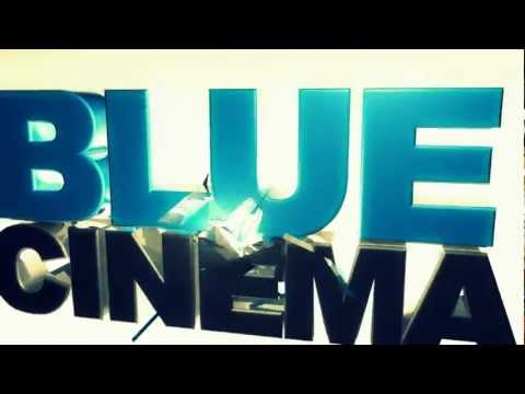 Cinema 4D R12 intro PolyFX - BlueCinema