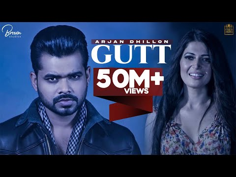 GUTT (Official Video) | Arjan Dhillon | Mxrci | B2gether Pros | Latest Punjabi Songs 2021