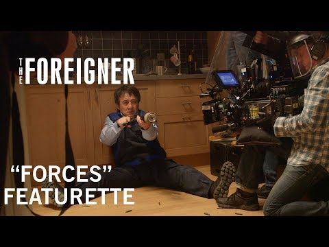 The Foreigner (Featurette 'Forces')