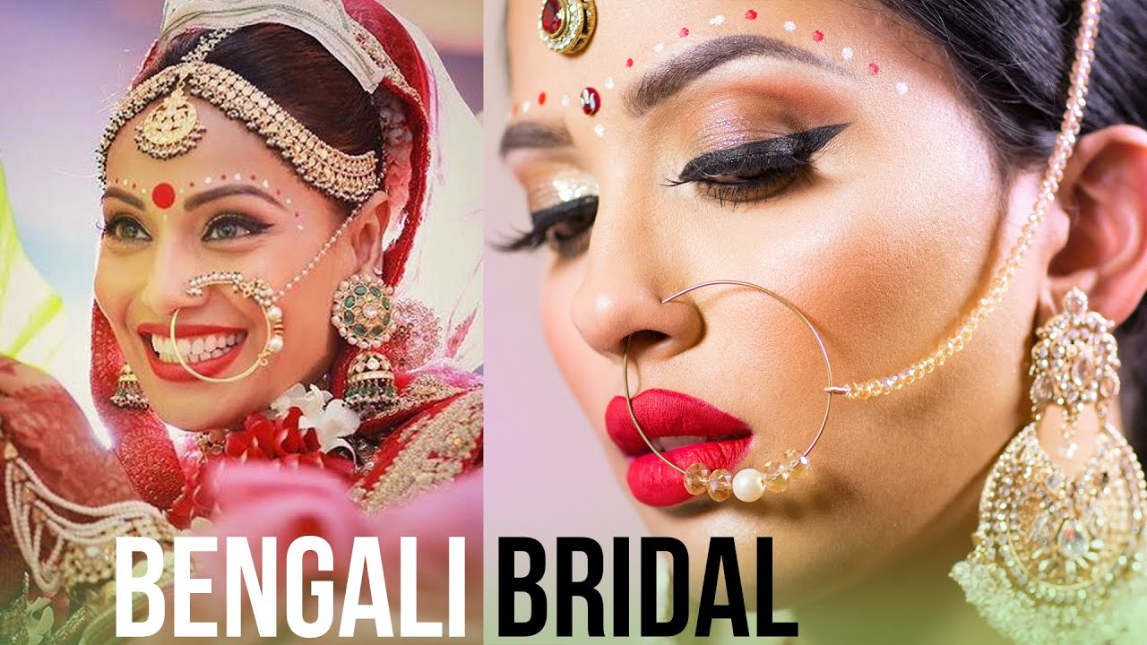 Bipasha Basu Wedding Makeup | Bengali Bridal Makeup | Indian Bangladeshi Desi Wedding | irenesarah