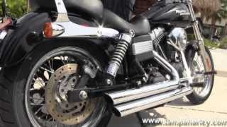 5. Used 2006 Harley-Davidson FXDB Dyna Street Bob - Harley Sound