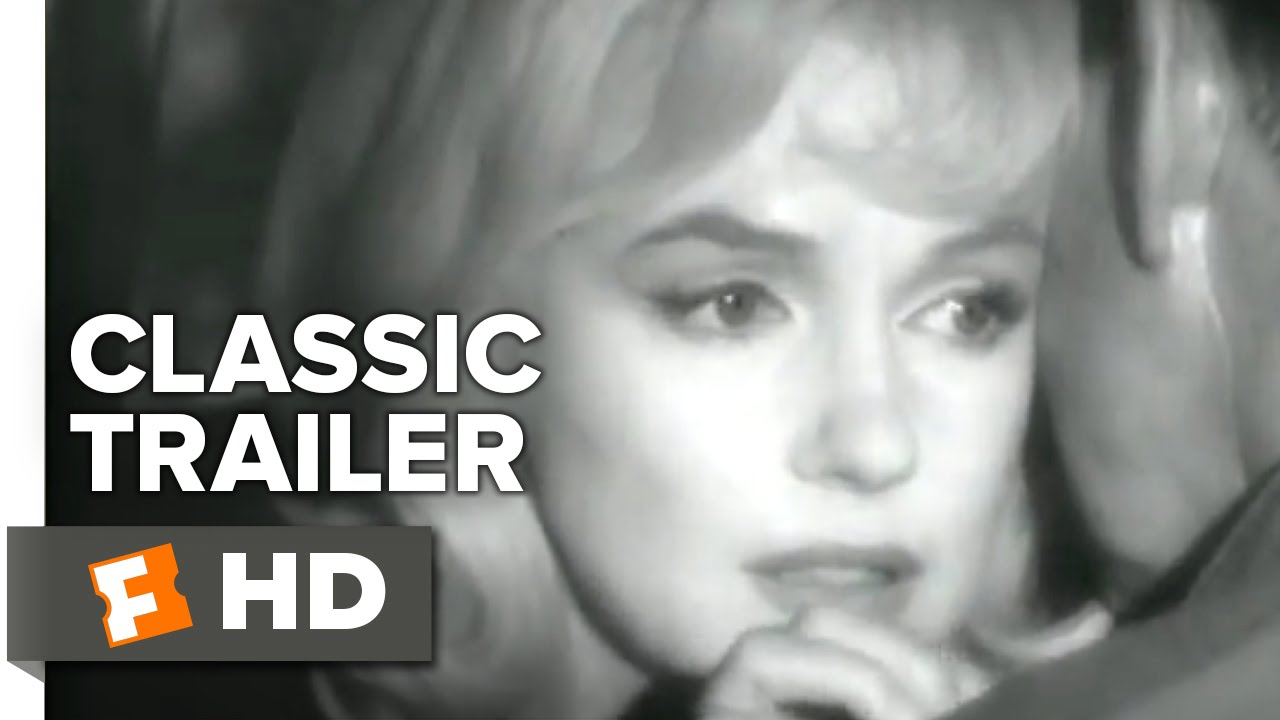 The Misfits Official Trailer #1 - Clark Gable, Marily Monroe Movie (1961) HD