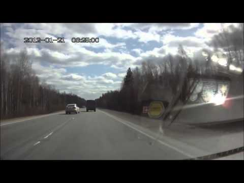 Авария на трассе Серов Екатеринбург
