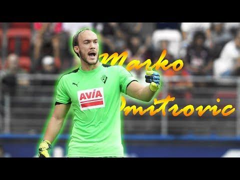 "Marko Dmitrović - ""The Wall"" - Best Saves - Eibar 2017/2018 | HD"