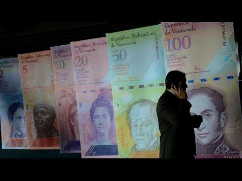 Venezuela: el bolívar sin freno frente al dólar
