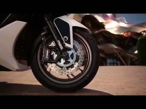 Vídeos de la Kymco Xciting 400i de 2012