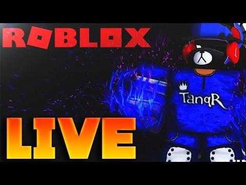 ROBLOX LIVESTREAM - Booga Booga Teaming With Subscribers  God Bag Giveaway #RoadTo50K
