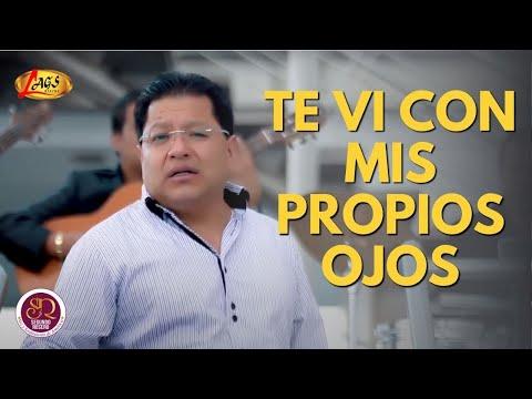 Segundo Rosero - Te Vi Con Mis Propios Ojos (Video Oficial) | Voz y Sentimiento