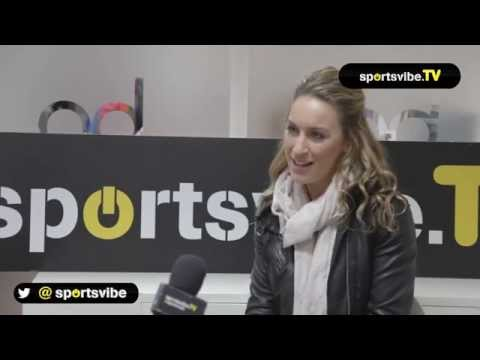 Amy Williams Interview - From Olympic Athlete To TV Star