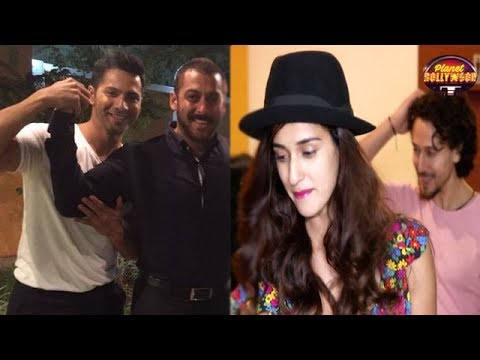 Varun Dhawan To Replace Salman Khan | Tiger Keeps