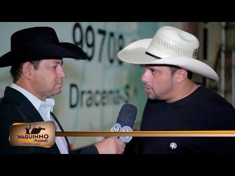 Waguinho Animal - Papo Animal em Rodeio dos amigos Clementina 31/12/16