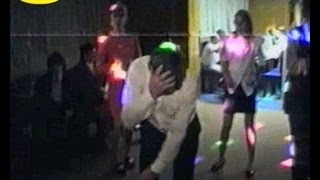 Dance Fail -- Whacky Weddings