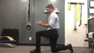 Half Kneeling Position
