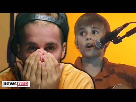 Justin Bieber Reveals Addiction To Drugs At 13 Years Old!
