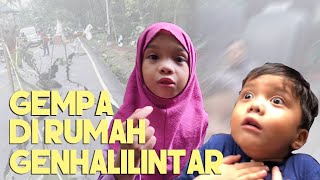 Video GEMPA Di RUMAH GEN HALILINTAR!!  GEMPAR!! MP3, 3GP, MP4, WEBM, AVI, FLV April 2019