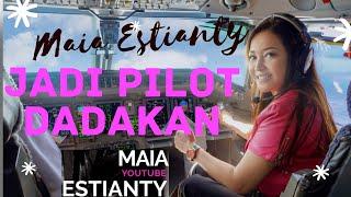 Video Maia Estianty Jadi Pilot Dadakan - Trip To Langkawi MP3, 3GP, MP4, WEBM, AVI, FLV November 2018