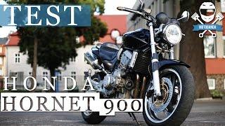 6. Cichy Tytan klasy Naked? - Honda CB 900F Hornet Test