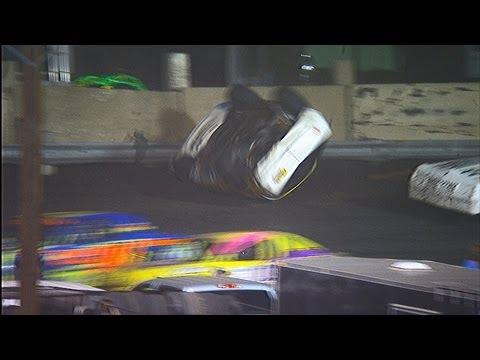 Dirt Track Racing – Stocks | Iowa State Fair 2012