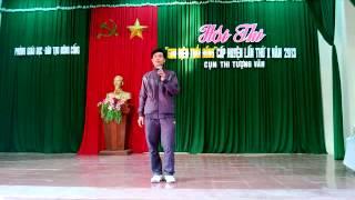 Hát Về Cây Lúa Hôm Nay- Thầy Trần Lương- THCS Trường Giang- Nông Cống- Thanh Hóa