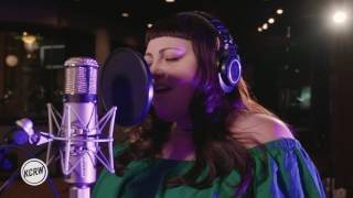 "Beth Ditto performing ""In And Out"" Live on KCRW"