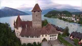 Spiez Switzerland  city images : Spiez Berner Oberland - Luftbilder Drohne