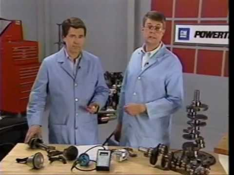 Buick – Engine Noise and Repair Techniques (1993)